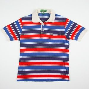 RARE! Vintage 80's Grand Slam Penguin Polo M